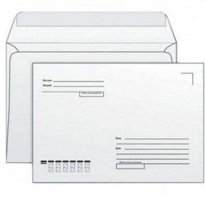 Почтовые конверты